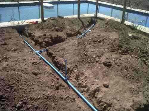 Servicios dymja for Aspersores para riego de jardin